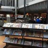 Photo taken at Randers Bibliotek by Thomas W. on 10/7/2011