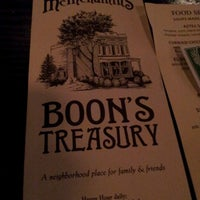 Photo taken at Boon's Treasury by Danny G. on 4/16/2012