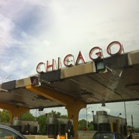 Photo taken at Chicago Skyway by Jacki on 7/24/2011