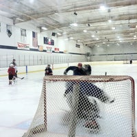 Photo taken at Vacaville Ice Sports by Jason G. on 8/27/2011