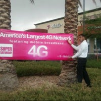 Photo taken at T-Mobile by Belinda D. on 12/4/2011