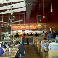 Photo taken at Chipotle Mexican Grill by Andre P. on 5/6/2011