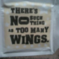 Photo taken at Buffalo Wild Wings by Cathy K. on 1/21/2012