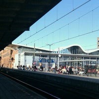 Photo taken at Station Sittard by Harry V. on 3/19/2011
