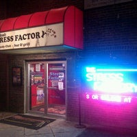 Photo taken at Stress Factory Comedy Club by Herman S. on 9/29/2011