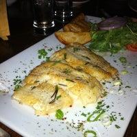Photo taken at Bosphorus Restaurant by Amanda P. on 5/6/2011