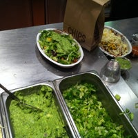 Photo taken at Chipotle Mexican Grill by Audra D. on 10/31/2011