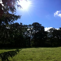 Photo taken at Fordcombe Village by Richard T. on 7/12/2012
