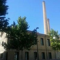 Photo taken at Zaragoza Activa by Luis P. on 6/12/2012