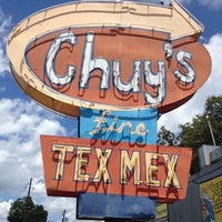 Photo taken at Chuy's by Andre P. on 7/24/2012