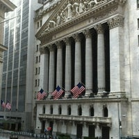 Photo taken at Wall Street by Heather F. on 3/24/2012