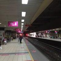 Photo taken at KTM Komuter KL Sentral (KA01) Station by SK S. on 8/23/2012