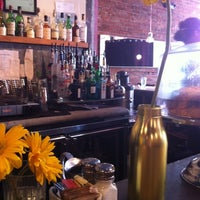 Photo taken at Café Zola by Kelly C. on 7/19/2012