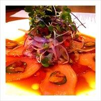 Photo taken at Sushi Yuzu by Christine M. on 2/7/2012