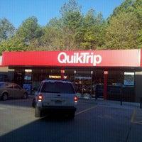 Photo taken at QuikTrip by Barbara G. on 10/23/2011