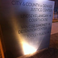 Photo taken at Denver County Jail by Marquez on 3/30/2011