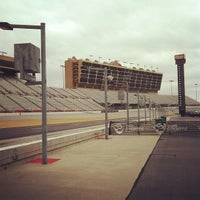 Photo taken at Atlanta Motor Speedway by Alex B. on 11/19/2011