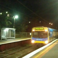 Photo taken at Prahran Station by Pavel S. on 3/30/2012