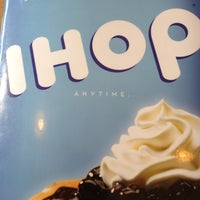 Photo taken at IHOP by Allison H. on 5/13/2012
