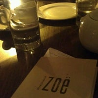 Photo taken at Restaurant Zoë by Don B. on 3/11/2012