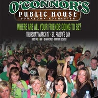 Photo taken at O'Connor's Public House by Dimitry G. on 3/29/2011