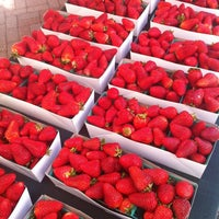 Photo taken at Corte Madera Farmers Market by Aaron W. on 3/7/2012