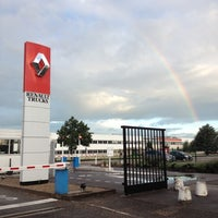 Photo taken at Renault Trucks by Rodrigo M. on 6/11/2012