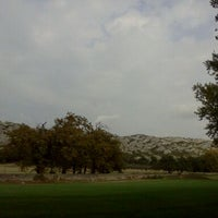 Photo taken at Golf de Servanes by Philippe D. on 10/19/2011