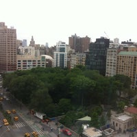Photo taken at W New York - Union Square by Martin S. on 6/19/2012