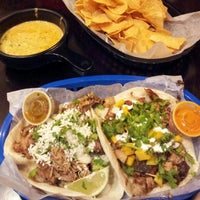 Photo taken at Torchy's Tacos by Tyler B. on 8/4/2012