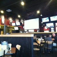 Photo taken at Buffalo Wild Wings by Nick K. on 5/10/2012