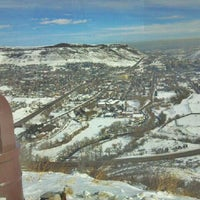 Photo taken at Lookout Mountain Nature Center & Preserve by Beentheredoingthat on 2/8/2012