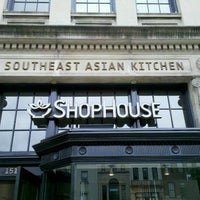 Photo taken at ShopHouse Kitchen by Ethan H. on 9/25/2011