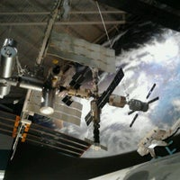 Photo taken at Space Center Houston by Steven S. on 4/13/2012