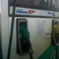 Photo taken at Petronas by ul c. on 11/7/2011