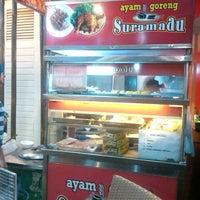 Photo taken at Ayam Goreng Suramadu by Antona S. on 7/19/2012