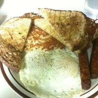 Photo taken at Waveland Cafe by coryeats.com on 4/7/2012