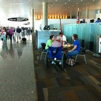 Photo taken at TSA Screening by @RalphPaglia #. on 3/25/2012