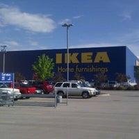 Photo taken at IKEA Draper by Kevin R. on 5/21/2011