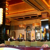 Photo taken at Grand Lux Cafe by Bryce on 3/11/2012