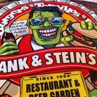 Photo taken at Frank & Stein's by Lolita Q. on 3/9/2012