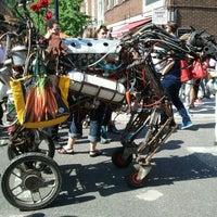 Photo taken at Whitechapel Market by Penny C. on 7/22/2012