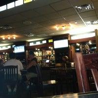 Photo taken at Brett Favre's Steakhouse by Drew F. on 7/24/2012