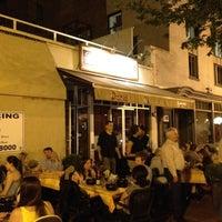 Photo taken at Belga Cafe by Olivier D. on 5/5/2012