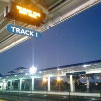 Photo taken at Tri-Rail - Boca Raton Station by rhythmburn on 11/16/2011