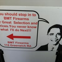 Photo taken at bmt firearms by Jeff R. on 5/22/2012