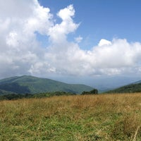 Photo taken at Max Patch by Matthew N. on 8/8/2012