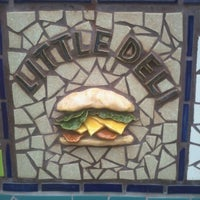 Photo taken at Little Deli & Pizzeria by Matt J. on 11/7/2011