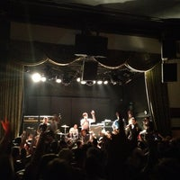 Photo taken at Bowery Ballroom by Sean R. on 8/25/2012