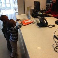 Photo taken at DC Public Library - Watha T. Daniel/Shaw by Amanda L. on 2/25/2012